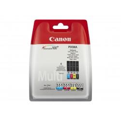 Canon CLI 551 /BK Multipack...