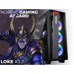 Nordic Gaming Asgard Loke 3.2